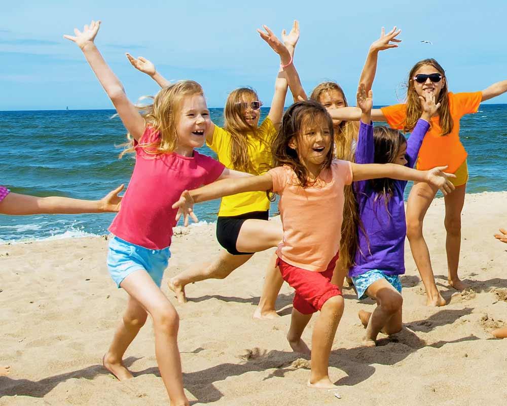 Foto Divertenti Bambini Al Mare hotel 3 stelle per famiglie a misano sul mare ideale per